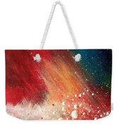 Cosmic Disturbance Weekender Tote Bag
