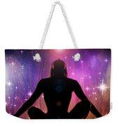 Cosmic Enlightenment... Weekender Tote Bag