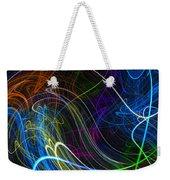 Cosmic Haywires Weekender Tote Bag