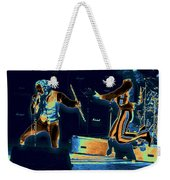 Cosmic Ian And Leaping Martin Weekender Tote Bag