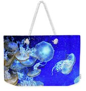 Cosmic Jellies Weekender Tote Bag