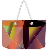 Cosmic Lifecircuits Weekender Tote Bag