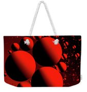 Cosmic Oil #1 Weekender Tote Bag