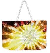 Cosmic Solar Flower Fern Flare 2 Weekender Tote Bag