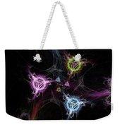 Cosmic Symbols Weekender Tote Bag