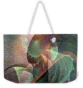 Cosmic Tundra Weekender Tote Bag