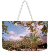 Cosmos At Negril Weekender Tote Bag