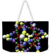 Cosmos Dna Weekender Tote Bag