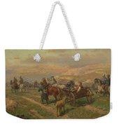 Cossak Convoy Weekender Tote Bag