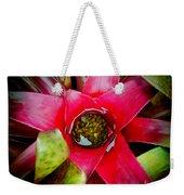 Costa Rica Flower Weekender Tote Bag