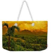 Costa Rica Volcano Weekender Tote Bag