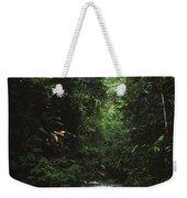 Costa Rica Waterfall In The Carocavado Weekender Tote Bag
