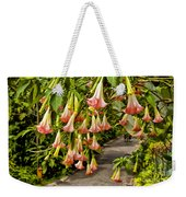 Costa Rica Wedding Bells Weekender Tote Bag