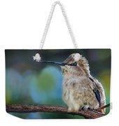 Costa's Hummingbird - Square Weekender Tote Bag