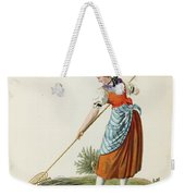 Costumes And Costumes Weekender Tote Bag