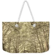 Cosy Path Weekender Tote Bag