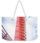 Cota Towering Tower  Weekender Tote Bag