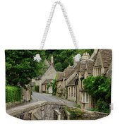 Cotswolds Village Castle Combe Weekender Tote Bag