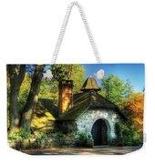Cottage - The Little Cottage Weekender Tote Bag