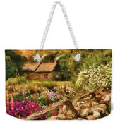 Cottage - There's No Place Like Home Weekender Tote Bag