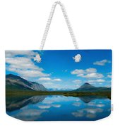 Cottage At Lake  Weekender Tote Bag