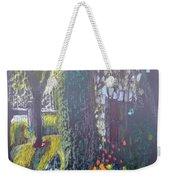 Cottage Flowers Weekender Tote Bag