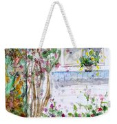 Cottage Garden Weekender Tote Bag