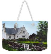 Cottage, Graiguenamanagh Weekender Tote Bag