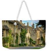 Cottage Row - Burford Weekender Tote Bag