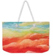 Cotton Candy Dreams Weekender Tote Bag
