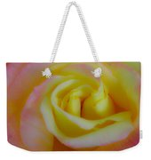 Cotton Candy Roses Weekender Tote Bag