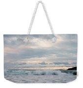 Cotton Candy Skies Weekender Tote Bag
