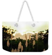 Cotton Candy Sunset 2 Weekender Tote Bag