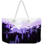 Cotton Candy Sunset 3 Weekender Tote Bag