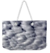 Cotton Clouds Weekender Tote Bag