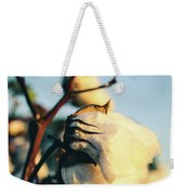 Cotton Field 13 Weekender Tote Bag