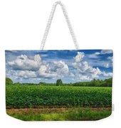 Cotton Fields Of Sc Weekender Tote Bag