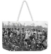 Cotton Planter & Pickers, C1908 Weekender Tote Bag