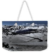 Cottonwood Pass Weekender Tote Bag