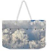 Couds With Lights Weekender Tote Bag