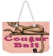 Cougar Bait Weekender Tote Bag