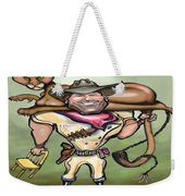 Cougar Trainer Weekender Tote Bag