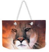 Cougar View Weekender Tote Bag