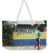 Could Be Weekender Tote Bag