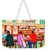 Counter Culture Weekender Tote Bag