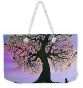 Counting Crowes Weekender Tote Bag