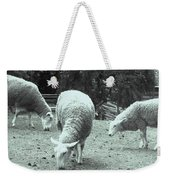 Counting Sheep Weekender Tote Bag