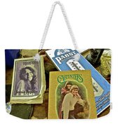 Country Auction Weekender Tote Bag