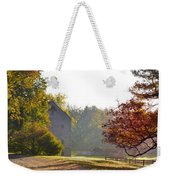 Country Autumn Weekender Tote Bag