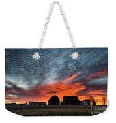 Country Barns Sunrise Weekender Tote Bag